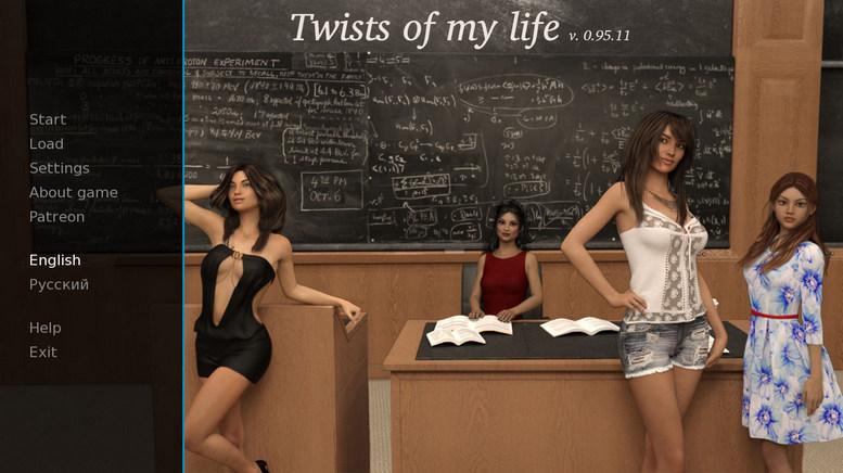 Twists of My Life