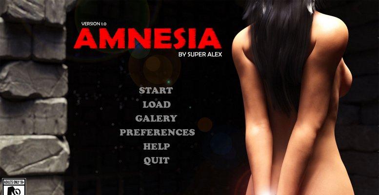 Cover AMNESIA