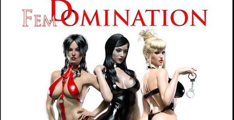 Poster Fem Domination